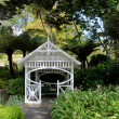 Stock Photo: Pavillon in Botancial Garden in Wellington