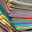 Colorful Magazines — Stock Photo #7344113