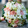 Wedding bouquet — Stock Photo #6904754