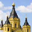 Church of Alexander Nevsky — Stock Photo