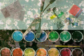 Watercolours, — Stock Photo
