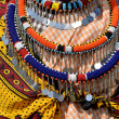 Masai jewels — Stock Photo
