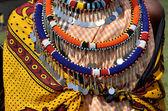 Masai jewels — Stock Photo
