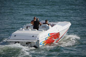 Power Speedboat — Stock Photo
