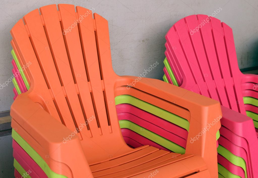 Colorful Outdoor Furniture Stock Photo Wimbledon 7385155