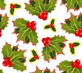Jul designelement sömlösa — Stockvektor