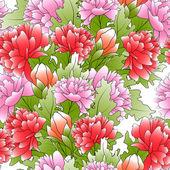 Fleur transparente — Vecteur