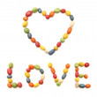 Candy love — Stock Photo #6875388