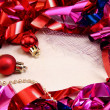Christmas background — Stock Photo #6876263