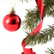 Christmas background — Stock Photo #6953156