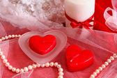 Romantische achtergrond — Stockfoto