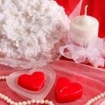 Valentine background — Stock Photo #7828253