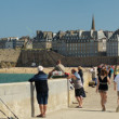 Stock Photo: PanoramSaint-Malo