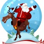 Christmas card — Stock Vector #6932543
