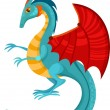 Dragon — Stock Vector #7224485