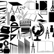 Different objects - Stock Vector