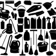 Royalty-Free Stock Vector Image: Cleaning objects