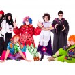 Fairy-tale characters. seven characters — Stock Photo #7805746