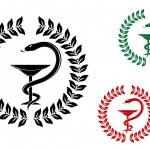 Medicine symbol — Stock Vector #6846090