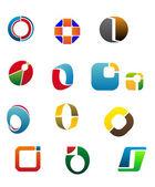 Alphabet Letter O — Stock Vector