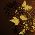 Floral frame — Stock Vector #7228700