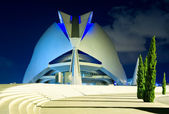 The City of Arts and Sciences Valencia, Spain — Stock Photo