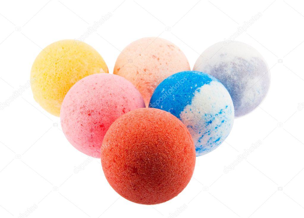 Своими руками шарики для ванн