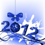Joyeux Noël et bonne année — Vecteur