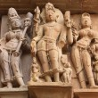 Statues of Khajuraho — Stock Photo