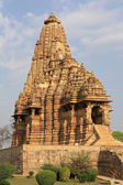 Temple in Khajuraho — Stock Photo