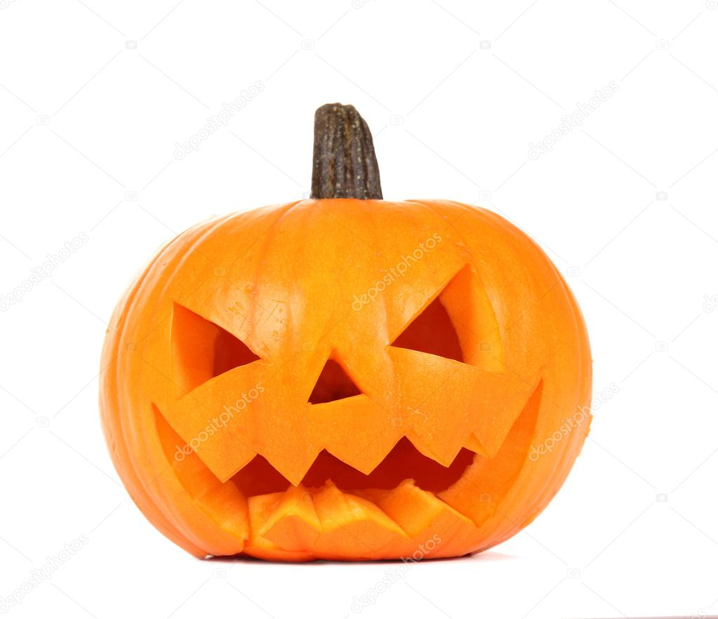 Halloween pumpkin  Stock Photo #7215407