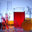 Laboratory glassware — Stock Photo #7222560