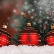 Christmas still ife - Stockfoto