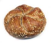 Seeded bread — Stock Photo