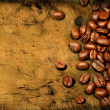 Coffee grunge background - Foto Stock