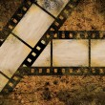 古いヴィンテージのフォト フレーム — ストック写真