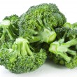 Broccoli on a white — Stock Photo #7535408