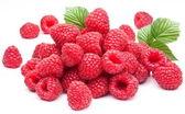 Ripe raspberries. — Stock Photo