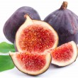 Fruits figs - Stock Photo