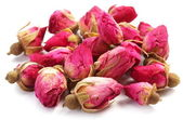 Heap of tea roses. — Stock Photo