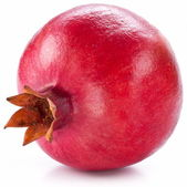 Ripe pomegranate. — Stock Photo