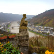 Royalty-Free Stock Photo: View of Mosel river