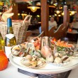 Seafood restaurant — Stock Photo #7888285