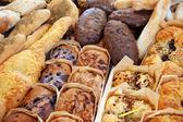 Tatlı ekmek — Stok fotoğraf