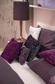 Tessuto in camera da letto — Foto Stock