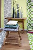 Decoration interior elements — Stock Photo