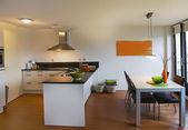 Eenvoudige appartement — Stockfoto