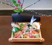 Japans decorative food — Stock Photo