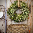 Royalty-Free Stock Photo: Seasonal plant decoration