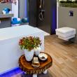 Сезонные украшения в ванной комнате — Стоковое фото #7899909